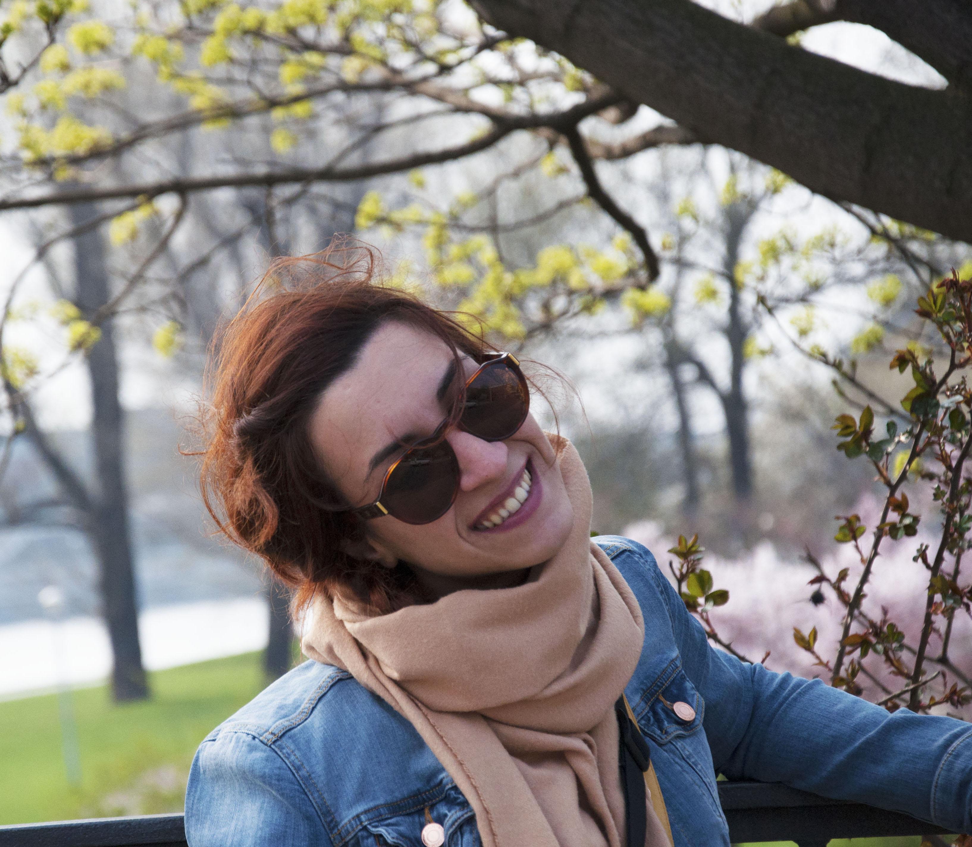 Dimitra Kalli- Administrative assistant